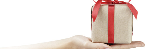 Giving REAL Gifts…